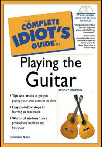 Idiots Guide to the Guitar - Frederiсk Noad