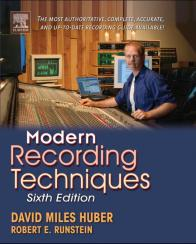 Modern Recording Techniques - David Miles Huber